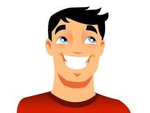 Szczęśliwy mężczyzna Zdjęcie Royalty Free