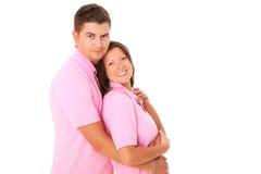 szczęśliwy małżeństwo Fotografia Royalty Free
