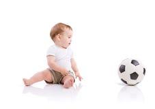 szczęśliwy mały chłopiec fotografia royalty free