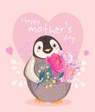 Szczęśliwy Mother& x27; s dzień Zdjęcia Stock