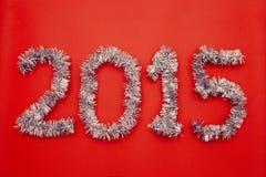 Szczęśliwy nowego roku 2015 projekt Obraz Stock