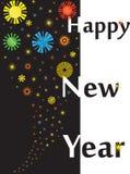szczęśliwy nowy rok Obraz Royalty Free