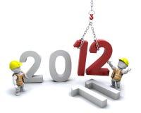 szczęśliwy nowy rok Zdjęcie Stock