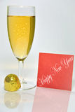 szczęśliwy nowy rok Zdjęcia Stock