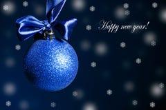 Szczęśliwy nowy rok! Obrazy Royalty Free