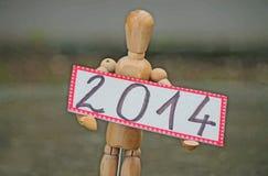 Szczęśliwy nowy rok Fotografia Stock