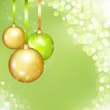 szczęśliwy nowy wektorowy rok Zdjęcie Stock
