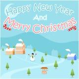 Szczęśliwy Nowy Year3 zdjęcia royalty free