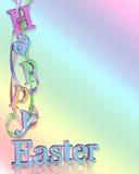 szczęśliwy rabatowy Easter royalty ilustracja