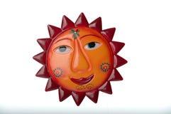 szczęśliwy słońce Obraz Royalty Free