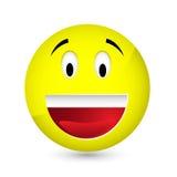 szczęśliwy smiley ilustracja wektor
