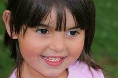 szczęśliwy uśmiech Zdjęcia Royalty Free