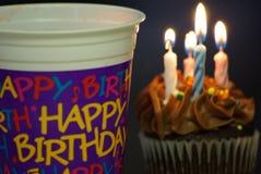 szczęśliwy urodziny. Fotografia Royalty Free