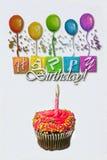 szczęśliwy urodziny Obrazy Royalty Free