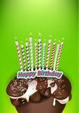 szczęśliwy urodziny Zdjęcie Stock