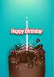 szczęśliwy urodziny zdjęcia stock
