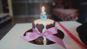 szczęśliwy urodziny Psi przyjęcie urodzinowe Sześć rok zbiory wideo