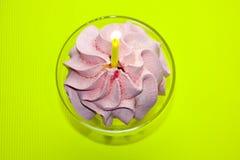 szczęśliwy urodziny Tort Fotografia Royalty Free