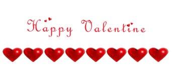szczęśliwy valentine Zdjęcie Stock