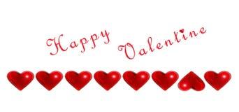 szczęśliwy valentine Zdjęcia Stock