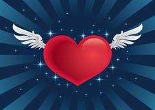 szczęśliwy valentine Ilustracji