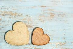 Szczęśliwy valentine ` s dnia sztandar obraz stock