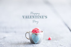 Szczęśliwy valentines dnia pojęcie Zdjęcie Royalty Free