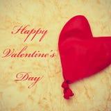 Szczęśliwy valentines dzień Fotografia Royalty Free