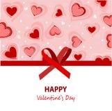 Szczęśliwy valentines dzień royalty ilustracja