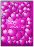 Szczęśliwy valentines dzień  Obraz Stock