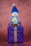 Szczęśliwy Wakacyjny ornament Zdjęcie Stock