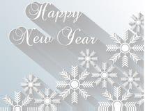 2016 SZCZĘŚLIWYCH nowy rok PISAĆ Zdjęcie Stock