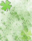 szczęsliwy tło liść Fotografia Stock