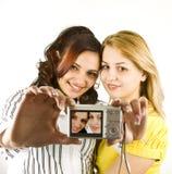 szczęśliwi nastolatkowie obrazy royalty free