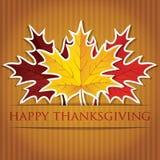 Szczęśliwy dziękczynienie! obraz royalty free