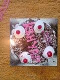 szcz??liwy urodziny obraz royalty free
