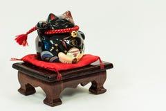 Szczęsliwy kot Zdjęcie Stock