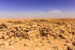 Szcz?tki Neolityczny donios?y grobowiec blisko Riyadh zdjęcie stock