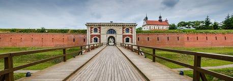 The Szczebrzeska Gate Stock Image