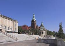 szczecin Στοκ εικόνες με δικαίωμα ελεύθερης χρήσης