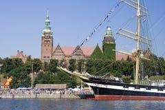 Szczecin Royalty Free Stock Image
