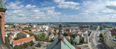 Szczecin Lizenzfreie Stockbilder