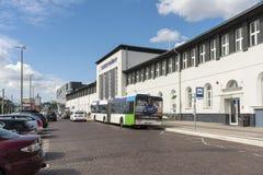 Free Szczecin Main Railway Station Poland Stock Images - 194050644