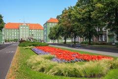 Szczecin - Municipal Council Royalty Free Stock Photo