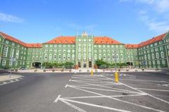 Szczecin - Municipal Council Stock Image