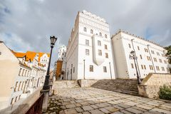 Ducal castle in Szczecin Royalty Free Stock Image