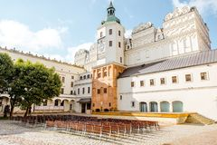 Ducal castle in Szczecin Royalty Free Stock Photos