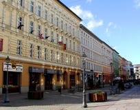 Szczecin - principe Boguslaw X via Fotografie Stock