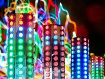 Szczegóły barwiący sprawozdanie miast wydarzenia, jarmarki, ludowi festiwale obraz royalty free