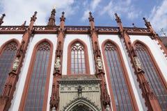 Szczegółów shotes w Wuerzburg zdjęcie stock
